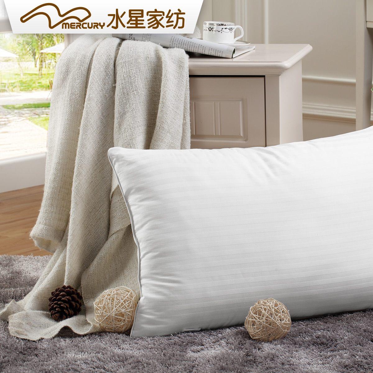 水星家纺十孔舒眠纤维枕106806
