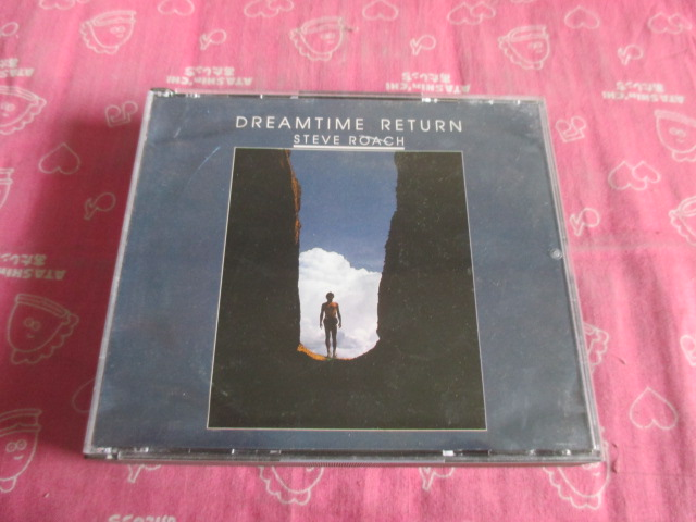 Граммофонная пластинка Steve Roach Dreamtime Return 2CD 151 сувенир steve roach quiet music