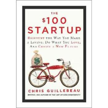 ]The $100 Startup/Chris Guillebeau chris van gorder the front line leader