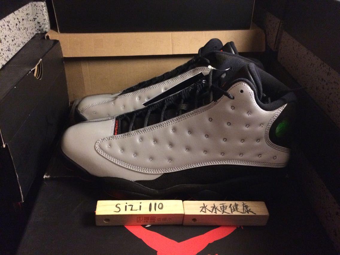 баскетбольные кроссовки Air jordan Air Jordan13 Reflective 3M 696298-023 цена