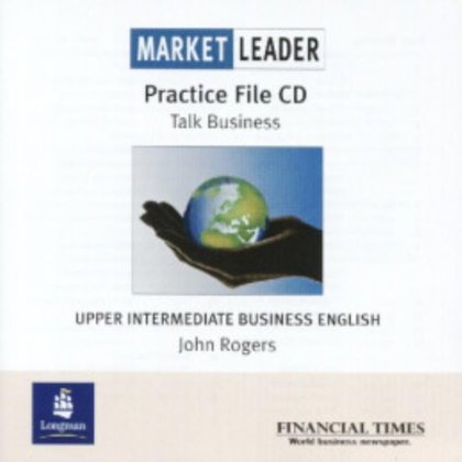 Market Leader Upper Intermediate Practice File CD language leader elementary coursebook cd rom