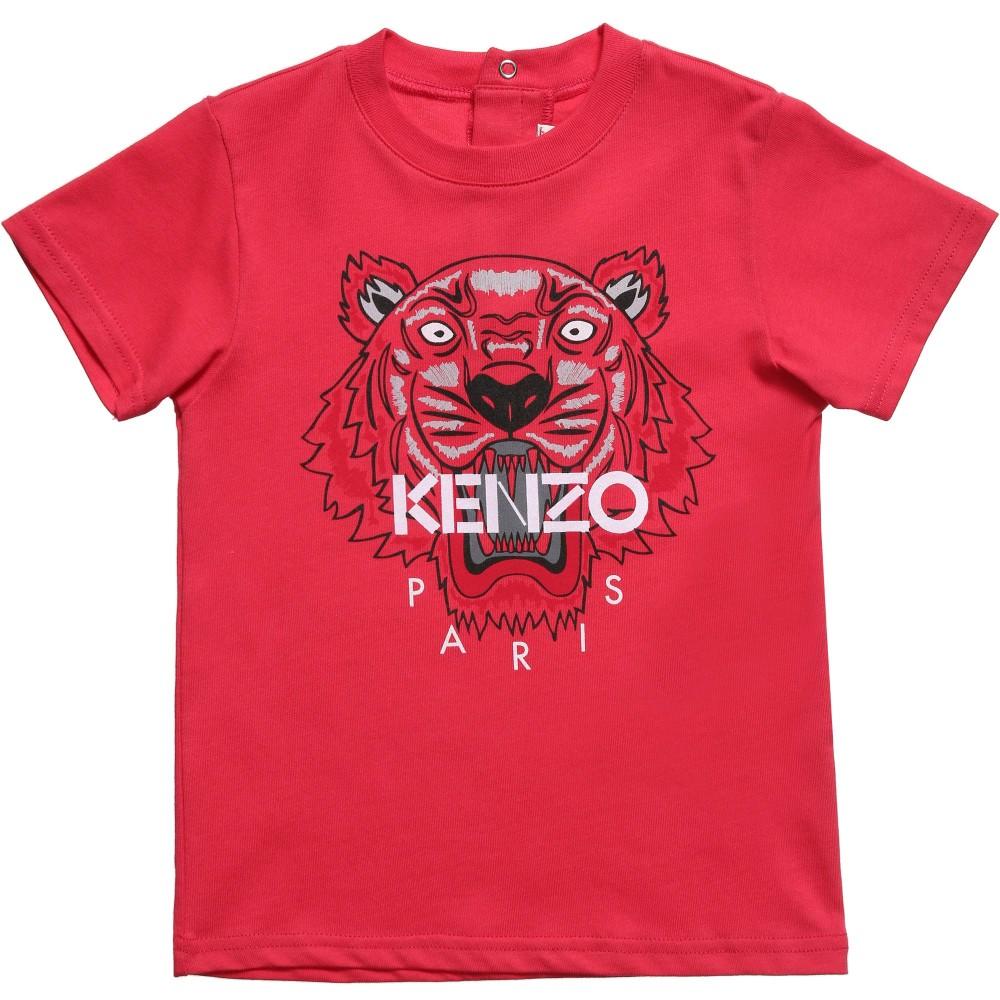 Футболка детская Kenzo Kenzo 2015 0-16 купить kenzo wild edition через маркет