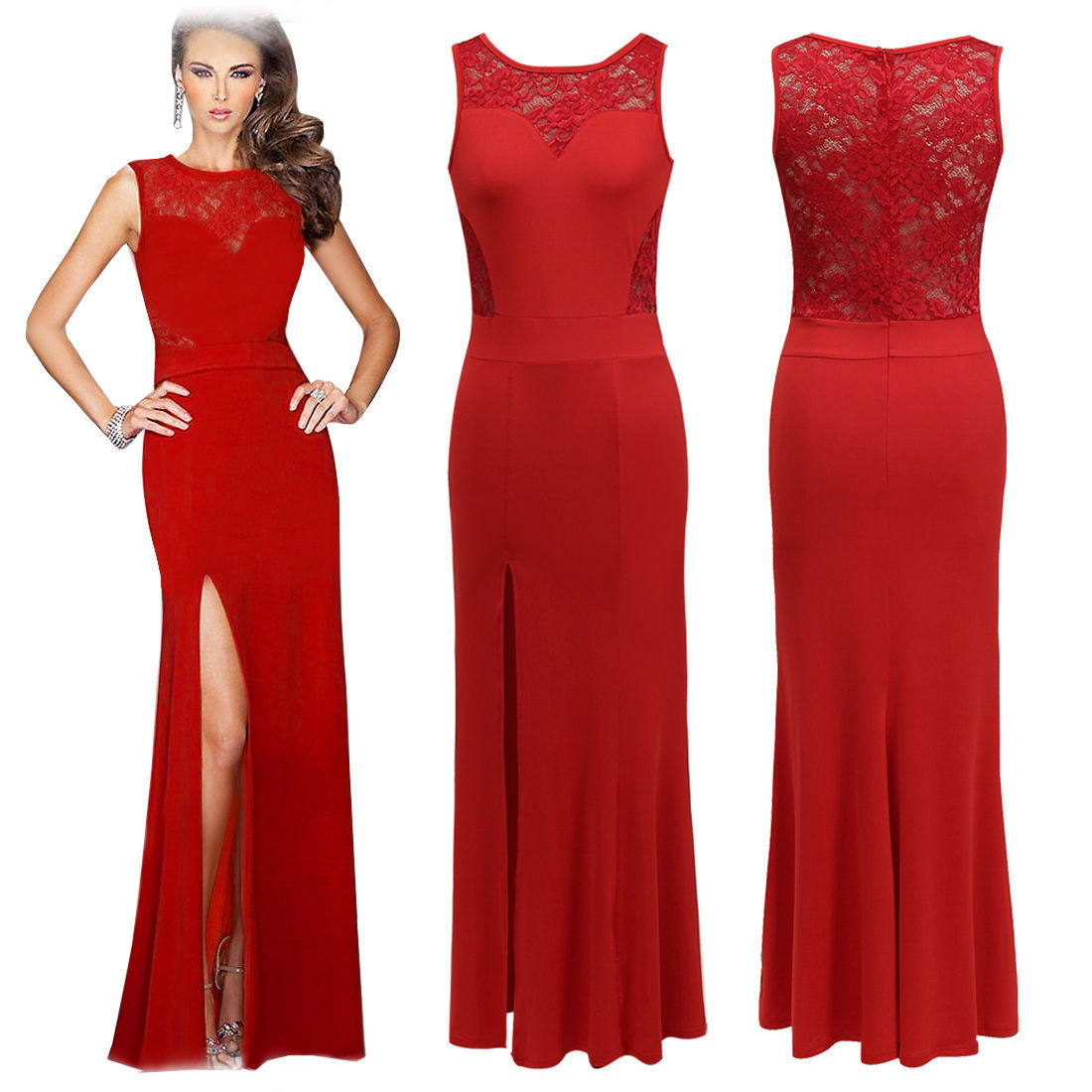 Женское платье New Women 2015 Sexy Lace Elegant Gown Evening Dresses женское платье sexy long dresses sexy 2015 v vestido lya1333