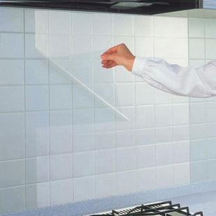 厨房防油贴纸耐高温6张