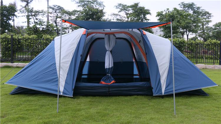Палатки кемпинговые, горные Autran 5-8