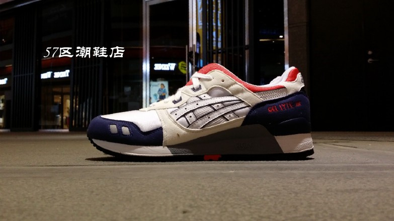 Кроссовки Asics  Gel-Lyte Iii France Ronnie Fieg Kith asics gel volley elite 2