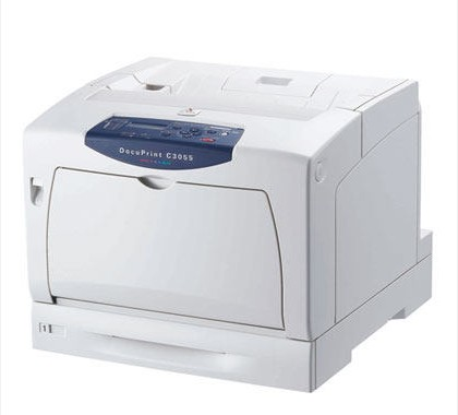 Принтер The fuji xerox  FUJI XEROX DocuPrint C3055 A3