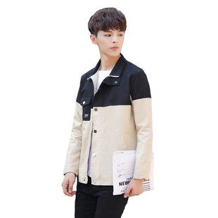 【显气质】男士纯棉外套