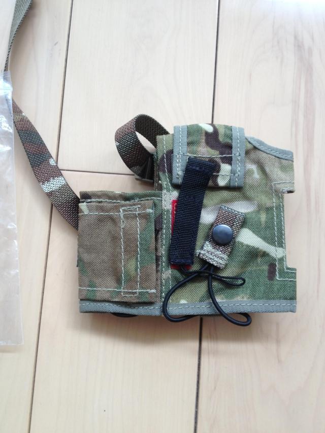 Фото Комплектующие для спортивных сумок British troops PRR 4855 MTP комплектующие
