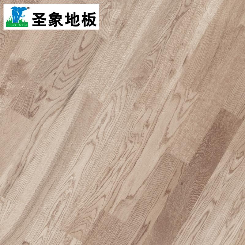 圣象康逸三层实木地板自带龙骨NK8306