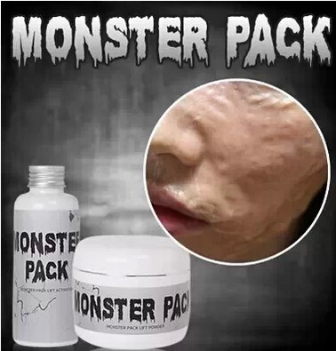 Monster stretch pack MONSTER PACK ETC жидкость monster drops herb l grdn 3мг 30мл