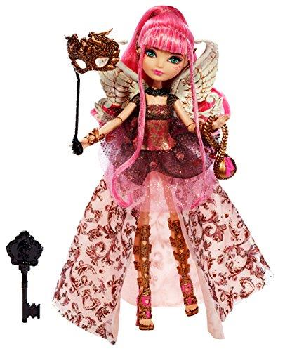 кукла   Ever After High Thronecoming C.A. Cupid Doll mattel ever after high dvj20 отважные принцессы холли о хэир