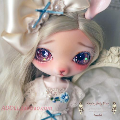 Кукла BJD Kreamdoll  BJD [Pino] Crying Baby from crying baby to contented baby
