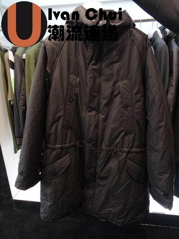 купить Пуховик мужской Y/3  Ivan Chui Y-3 PADMEM F47291 дешево