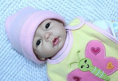 кукла Reborn Baby Dolls Gloria Lifelike Baby Doll npk collection 22 inch lifelike reborn dolls toys silicone newborn baby girl fashion doll smiling princess xmas gift