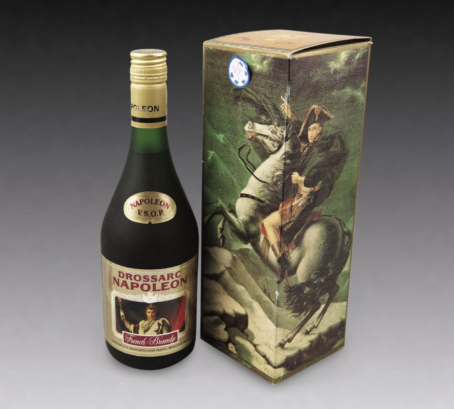 Коньяк/бренди Great general  VSOP DROSSARC NAPOLEON 700ml napoleon 600 605 730