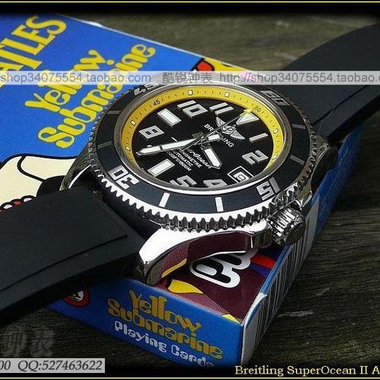 Часы Breitling Superocean A17364 breitling часы breitling a1732024 g642 152a