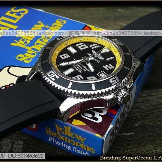 Часы Breitling  Superocean A17364 breitling colt a1738811 c906 158s