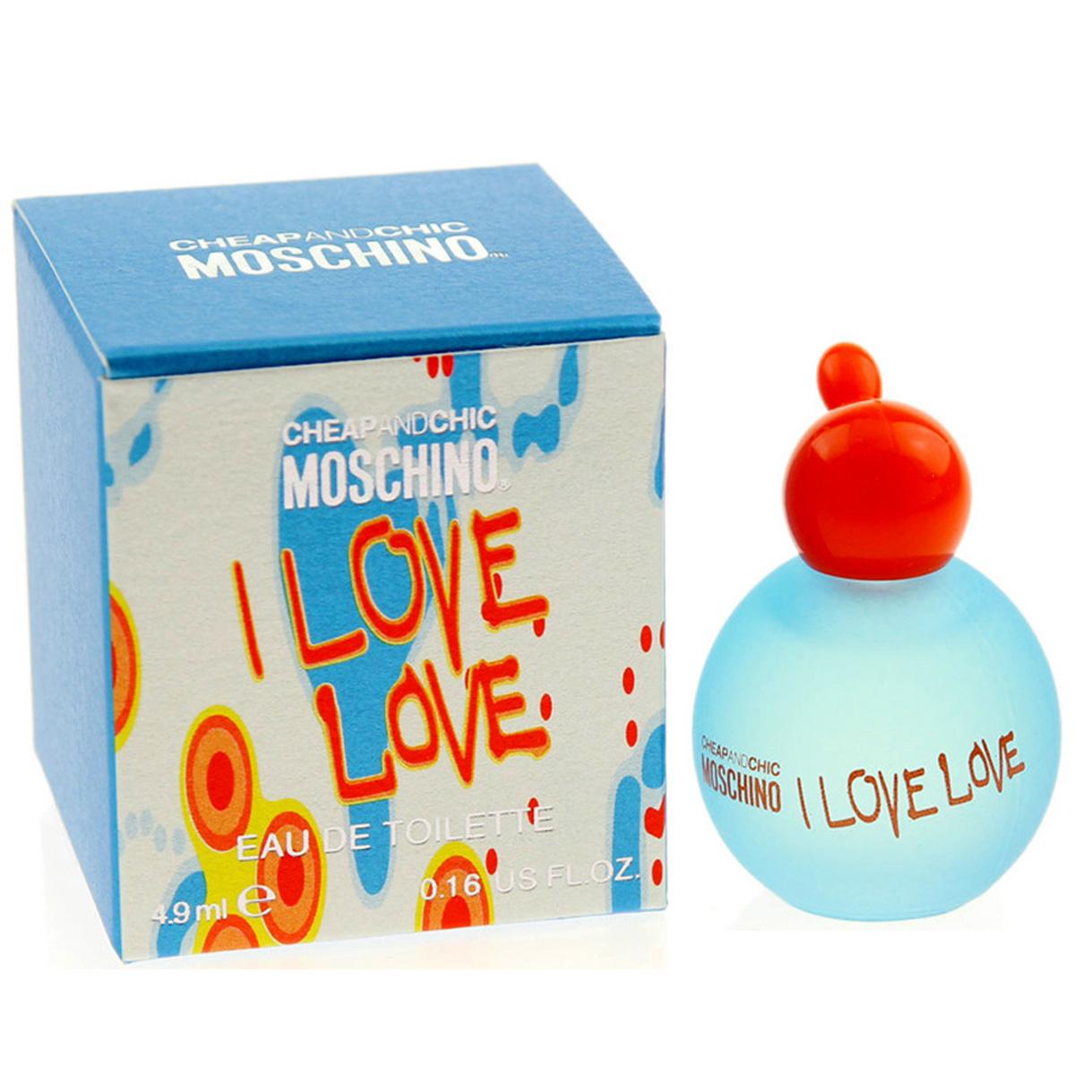 Духи Moschino  LOVE LOVE 4.9ml moschino g15060385759