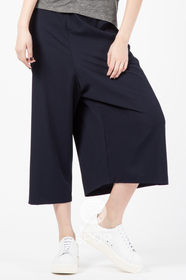 Женские брюки 746 SURREAL BUT NICE Navy Skirt Pants surreal detachment