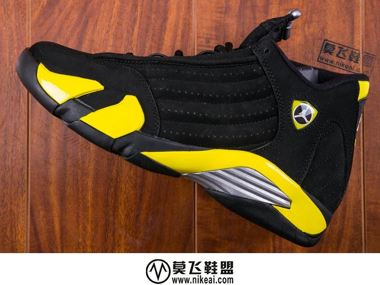 баскетбольные кроссовки Air jordan 14 Thunder AJ14 GS 487524-070 детские кроссовки jordan air incline bt