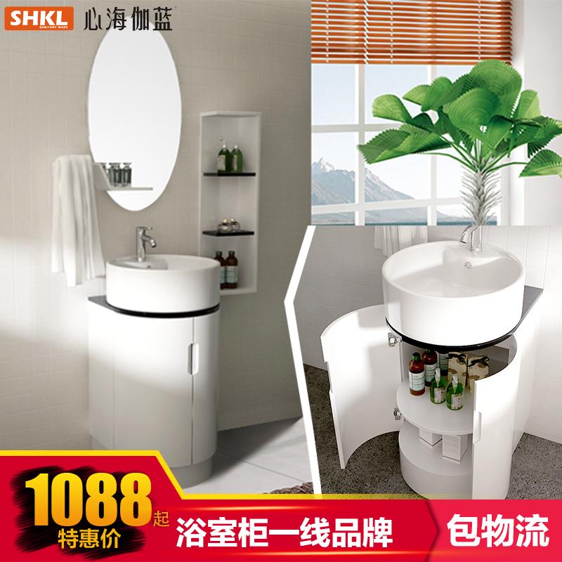 心海伽蓝PVC浴室柜组合WX033