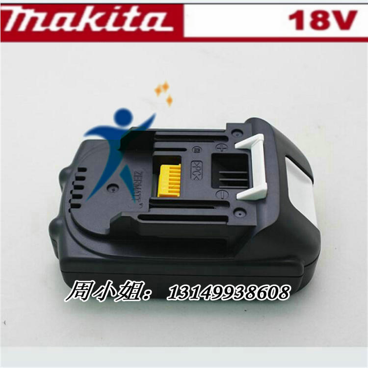 Элемент питания Makita BL1815 18V 1.5AH LXT400 194205-3 BL1830 5000mah rechargeable lithium ion replacement power tool battery packs for makita 18v bl1830 bl1840 bl1850 lxt400 194205 3 p25
