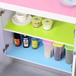 可裁剪抗菌防潮防油污橱柜垫纸 抽屉垫衣柜防滑垫鞋柜垫 3个装