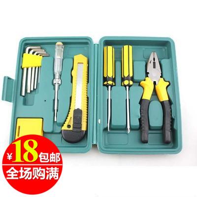 Комплект инструментов для технического обслуживания авто His letter  12 8012A