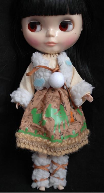 кукла Pullip кукла pullip isul nekoneko momo