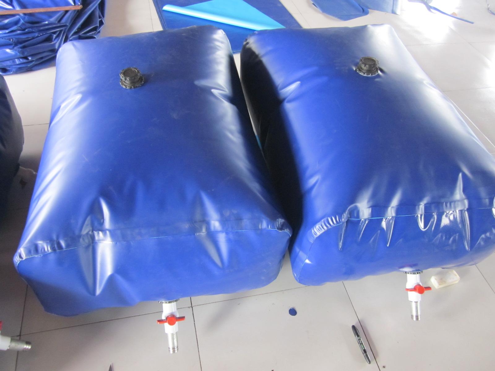 Кожаный мешок для воды Ferro plastic 260L 1*0.7*0.4
