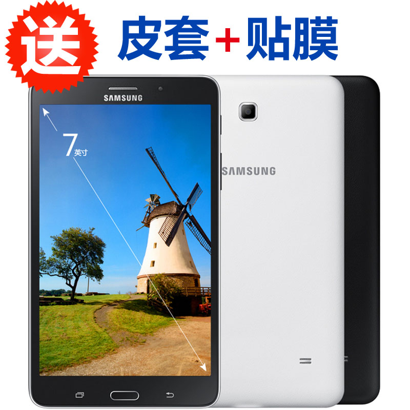 Планшет Samsung GALAXY Tab4 SM-T230 WLAN 8GB планшет