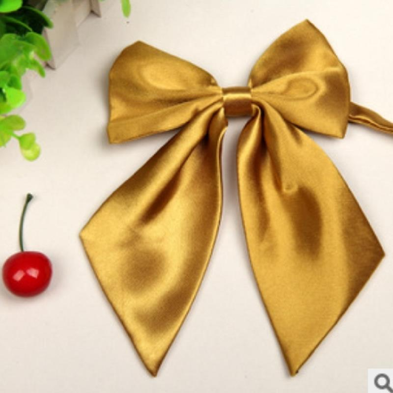 Галстук-бабочку dark golden bank hotel stewardess student bow tie lyy0004977
