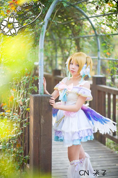 Женский костюм для косплея Falling sakura mania Love Live