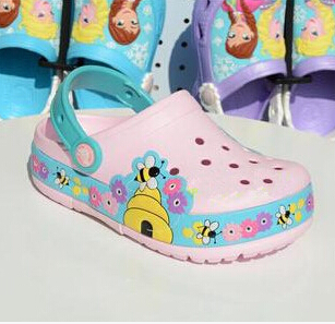 Кроксы OTHER  Bee Crocs кроксы crocs 14384