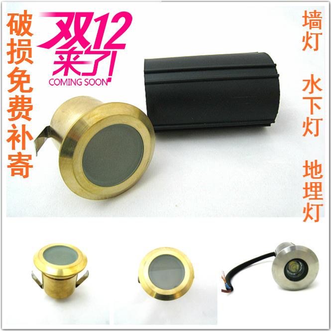 LED-светильник Yueqing  Led 1W/12V m170etn01 1 led
