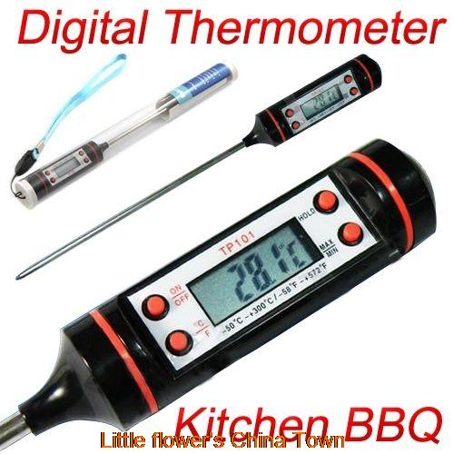Компас Turning point Food Probe BBQ Thermometer