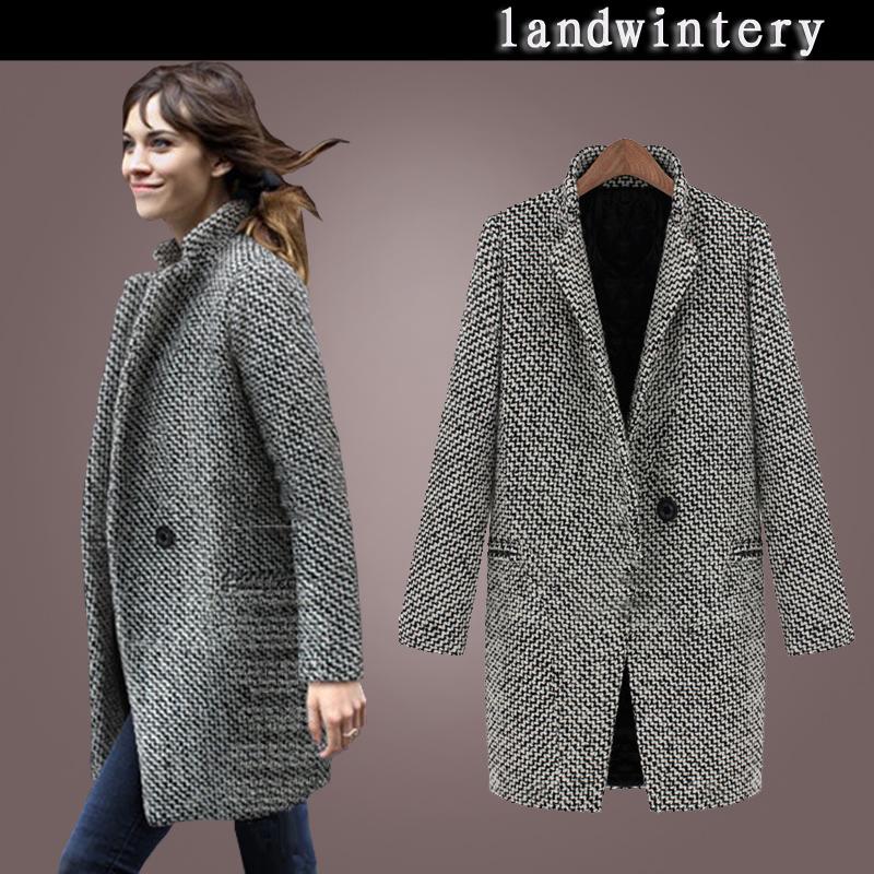 цена женское пальто Landwintery l71915 онлайн в 2017 году