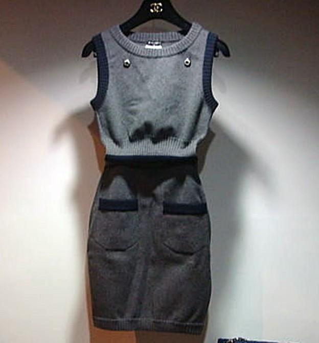 Женское платье Chanel 08A 34