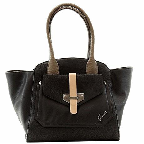 Сумка Guess  Quinn Privy Tote (black) guess guess flbay1 lea08 black