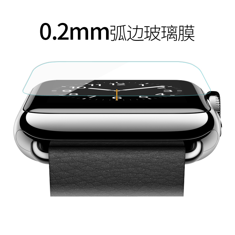 Mking  Apple Watch Iwatch creative a60 black