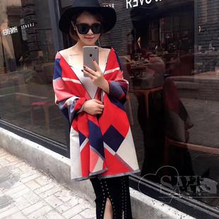 韩版女士围巾长款保暖披肩