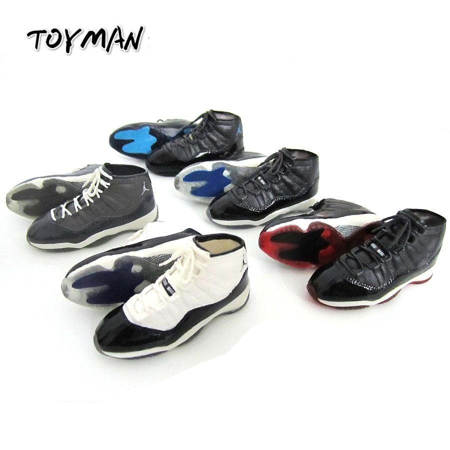 Военные игрушки для детей OTHER  12 1/6 AJ11 Air Jordan 11 зонт other 1 546 6 12