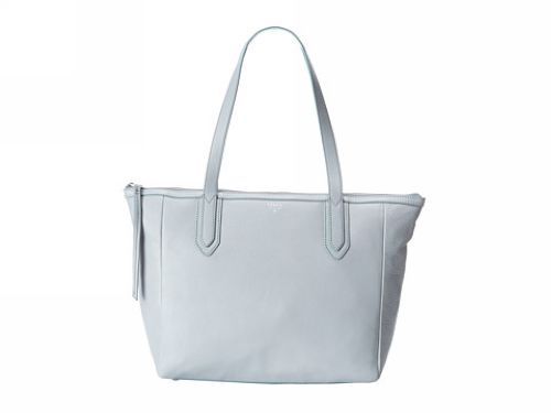 Сумка Fossil Sydney Shopper Blue тень тень потетень