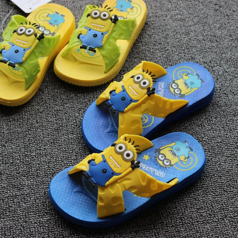 Детская обувь для дома OTHER 2015 Despicable Me детская обувь для дома other 001