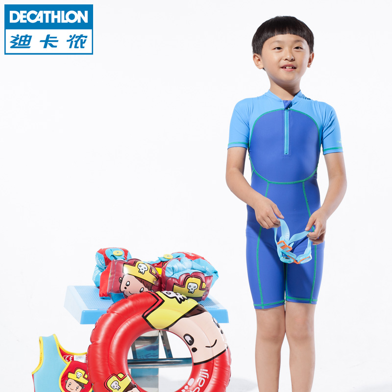 детский купальник Decathlon 0059567 59567 NABAIJI очки для плавания decathlon 1020021 nabaiji