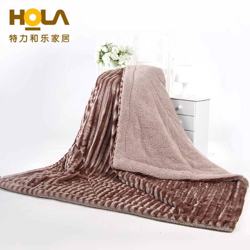特力和乐毛毯HH110732