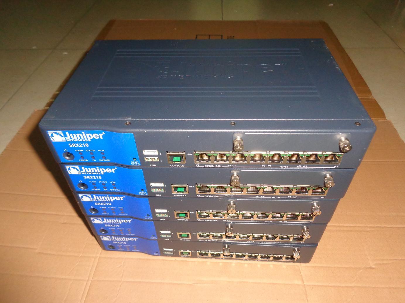 Сетевое оборудование Juniper SRX210 SRX210HE комбайн ves 3001