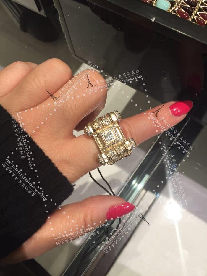 Кольцо Chanel  15 кольцо chanel 2012 52