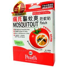 Браслет против укусов комаров Pei's